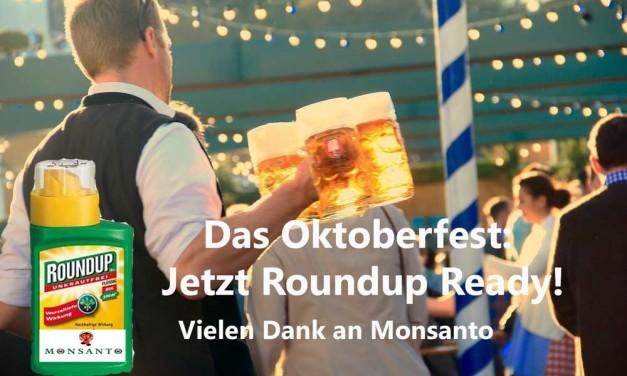 Glyphosat (RoundUp) das tödliche Gift von Monsanto