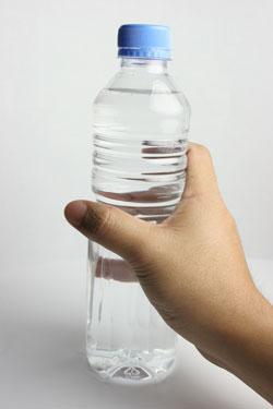 Hormone im Mineralwasser