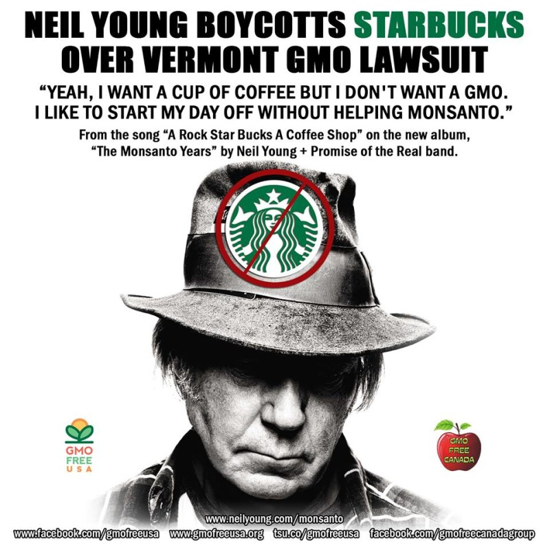 Neil Young gegen Monsanto